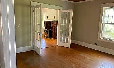 Living Room, 4810 Hillsborough Rd, 2