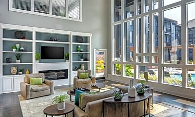 Living Room, Arrive Perimeter, 0