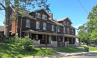 Building, 301 E 19th Ave, 2