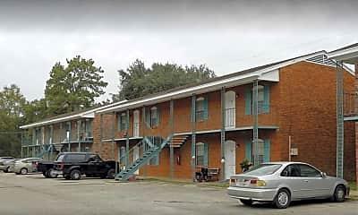 Building, Jeff Davis Apartments, 1