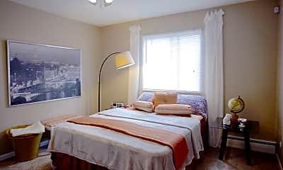 Bedroom, Etna Hamilton Plaza, 2