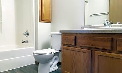 Bathroom, 2750 S. 38th Street, 2