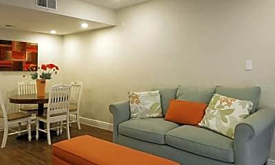 Living Room, Palmera Pointe, 1
