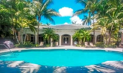 Pool, 4101 Renaissance Way 101, 0