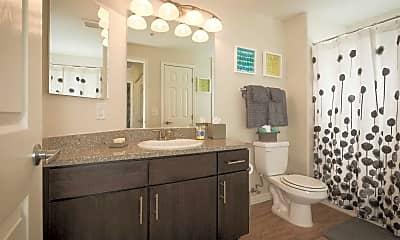 Bathroom, Cornerstone, 2