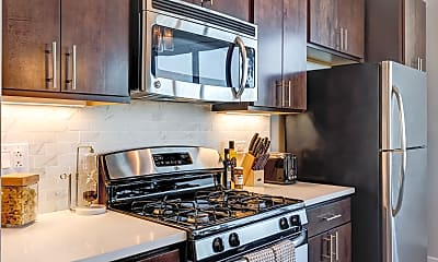 Kitchen, K2 Apartments, 1