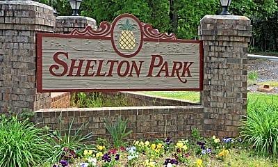 Community Signage, Shelton Park Apartments, 2