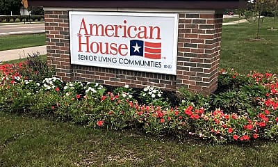 American House Stone, 1