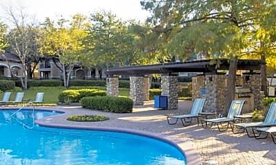 Pool, Halston on Frankford, 1