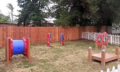 Playground, 302 E Fallbrook St, 2