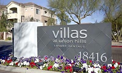 Community Signage, Villas at Union Hills, 2