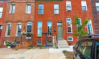 Building, 3114 Fait Ave, 2