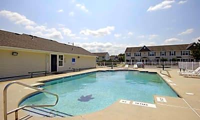Pool, Maplewood Apartments, 1