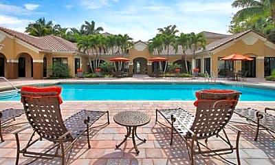 Pool, 7937 Venture Center Way, 2