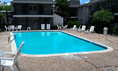 Pool, 3800 Sherwood Ln, 2