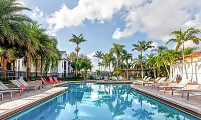 Pool, Centro at Davie by ARIUM, 0