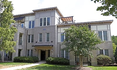 Building, 501 Finsbury St, 1