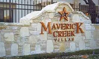 Maverick Creek, 0