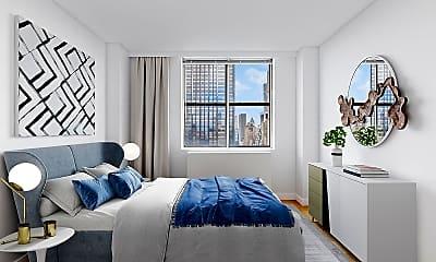 Bedroom, 40 West 60th Street, 1