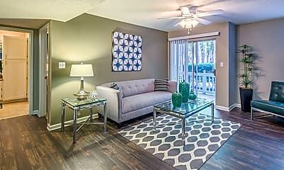 Living Room, The Colony At South Park, 0