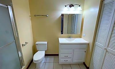 Bathroom, 1645 Ala Wai Blvd, 2