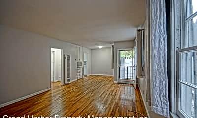 Living Room, 915 1/2 Manhattan Beach Blvd, 1