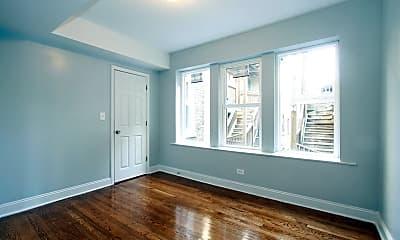 Living Room, 1358 W 78th St 3E, 1