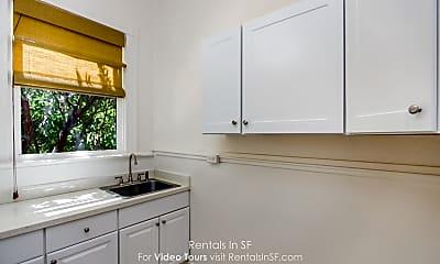 Kitchen, 1161 Stanyan St, 1
