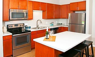 Kitchen, Eastwood Ridge, 1
