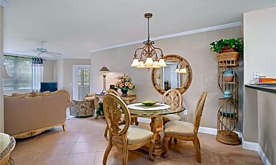 Dining Room, 8635 River Homes Lane 2108, 0