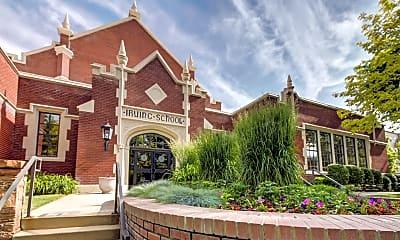 Irving Schoolhouse, 0