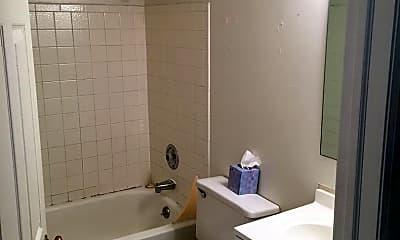 Bathroom, 1227 N Cass St, 2