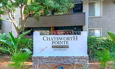 Community Signage, Chatsworth Pointe, 0