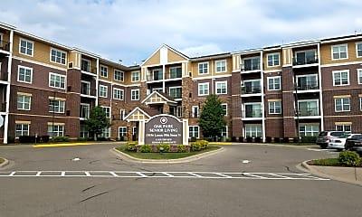 Oak Park Senior Apartments/Underground Parking Phase I, 0