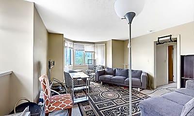Living Room, 230 Washington St., #2, 2
