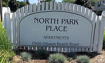 North Park Place, 1