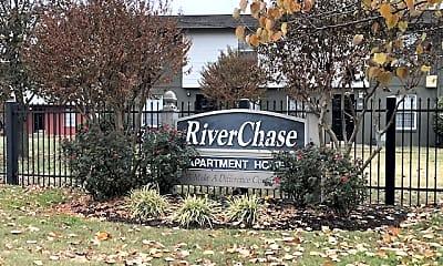 Leasing Office, RiverChase, 1