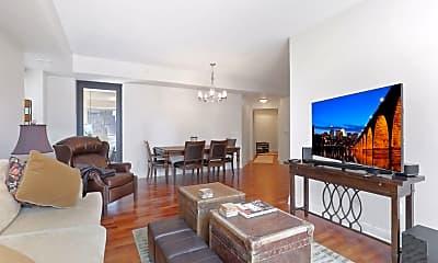 Living Room, 100 3rd Ave S 905, 1