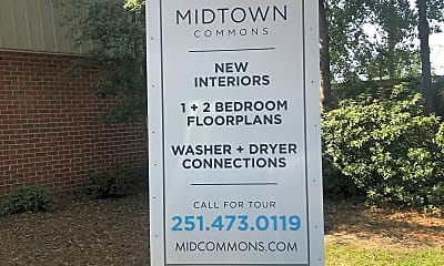 Midtown Commons, 1