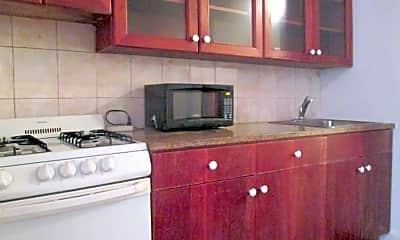 Kitchen, 403 E 77th St, 1