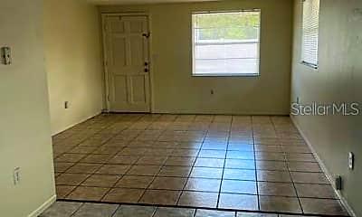 Living Room, 2734 Austin St 2736, 2