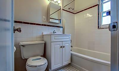 Bathroom, Sigma Apartments, 2