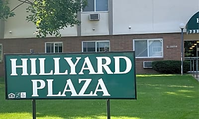 Hillyard Plaza, 1