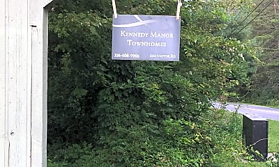 Kennedy Manor Townhomes, 1