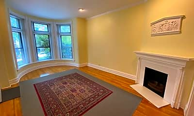 Living Room, 935 S St NW, 1
