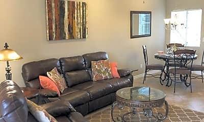 Living Room, 9450 E Becker Ln 1025, 0
