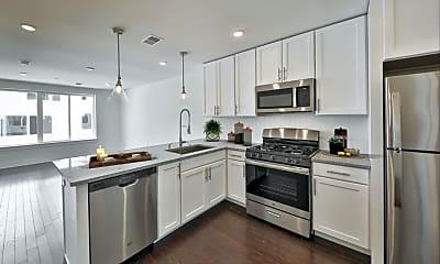 Kitchen, 2601 Emerald St Unit 1, 0