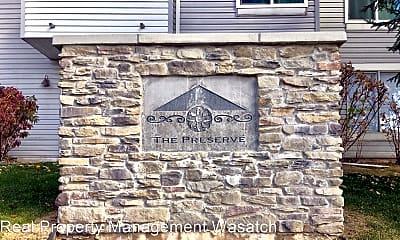 Community Signage, 531 S 900 E, 1