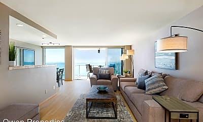 Living Room, 1830 Avenida del Mundo Unit 607, 0