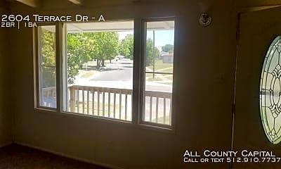 Patio / Deck, 2604 Terrace Dr - A, 1